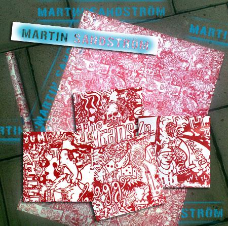 Nytt papper från Martin