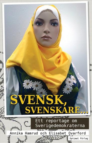 Omslag till Svensk, svenskare...