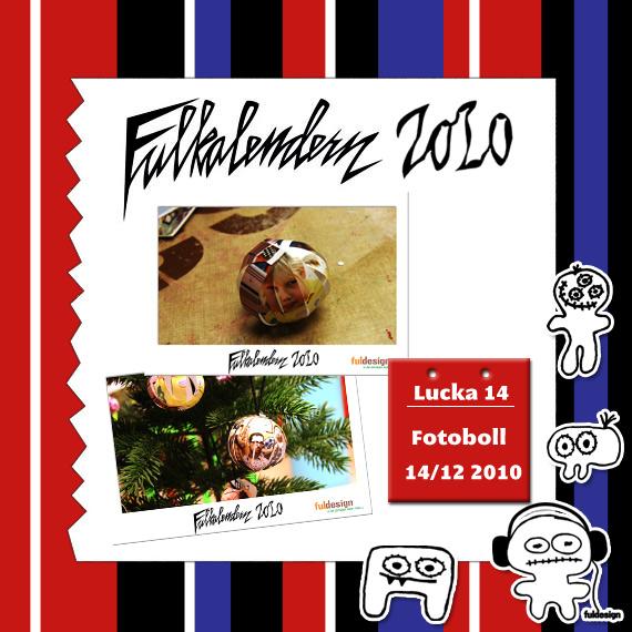 <!--:se-->Lucka 14 fotoboll<!--:-->