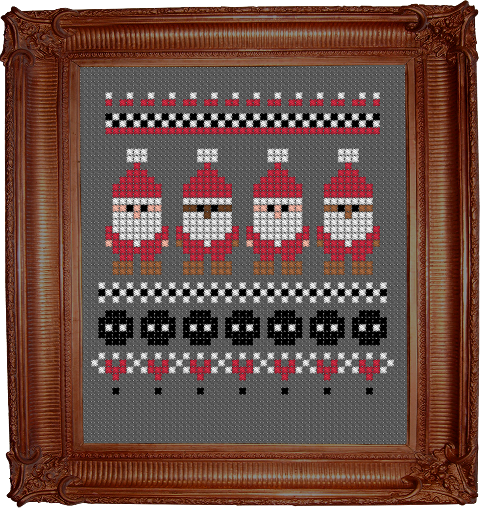santa_pattern